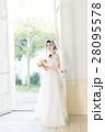 ウエディング 新婦 花嫁の写真 28095578