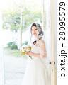 ウエディング 新婦 花嫁の写真 28095579