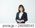 女性 ビジネス スーツの写真 28098543