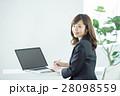 ビジネス 女性 28098559