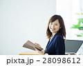 女性 ビジネス ビジネスウーマンの写真 28098612