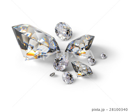 isometric diamonds 28100340