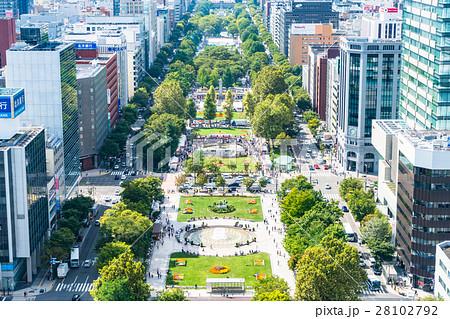 【北海道】札幌・都市風景 28102792