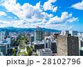 【北海道】札幌・都市風景 28102796