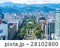 【北海道】札幌・都市風景 28102800