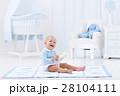 ベビー 赤ちゃん 赤ん坊の写真 28104111
