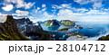 パノラマ パノラマの ノルウェーの写真 28104712