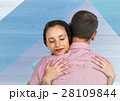 Digital composite of loving couple 28109844