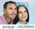 Digital composite of loving couple 28109849