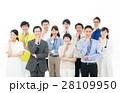 働く人々 ビジネス 職業の写真 28109950