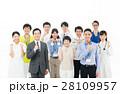 働く人々 ビジネス 職業の写真 28109957
