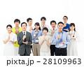 働く人々 ビジネス 職業の写真 28109963