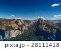 グレイシャーポイント ヨセミテ渓谷 風景の写真 28111418