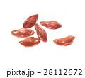 クコ 実 水彩画のイラスト 28112672