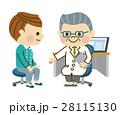 診察する医者 28115130