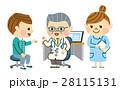 診察する医者 28115131