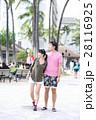 ハワイでの新婚旅行 28116925