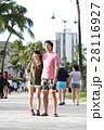 ハワイでの新婚旅行 28116927