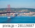 Portugal Lisbon,四月二十五日橋とモンサント森林公園 28119887