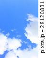 青空と雲 28120831