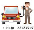 EV 電気自動車 自動車のイラスト 28123515