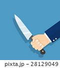 ベクトル 刃 ナイフのイラスト 28129049