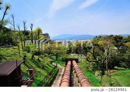 琵琶湖疎水のパイプライン 28129901