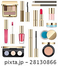 Vector Makeup Icons 28130866