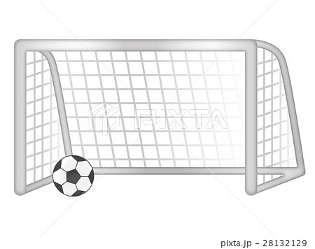 サッカーのイラスト素材 [28132129] - PIXTA