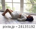 女性 メス 妊娠の写真 28135192