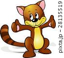 動物 マンガ 漫画のイラスト 28135519