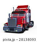 トレーラー 車両 セミトレーラーのイラスト 28138093
