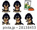犬 動物 ペットのイラスト 28138453