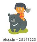 金太郎と熊 28148223