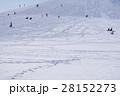 雪山で遊ぶ人々 28152273