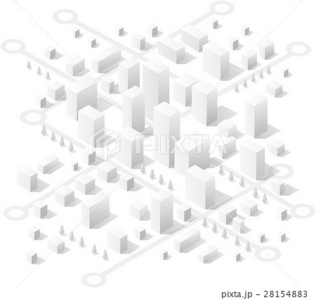 Set for design 3dのイラスト素材 [28154883] - PIXTA