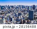 東京ベイエリアの町並み 28156488