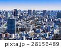 東京ベイエリアの町並み 28156489
