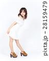 若い女性 ファッション ポートレート 28159479