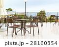 カフェテリア 食堂 椅子の写真 28160354