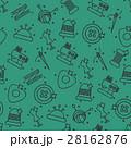 裁縫 パターン 柄のイラスト 28162876