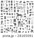 Big Set of Sport Vector Icons 28165091