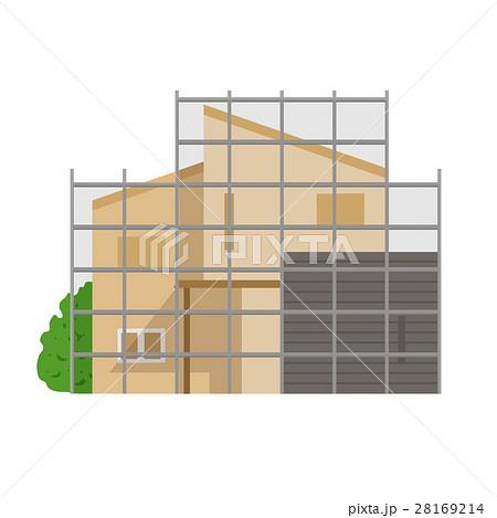 建築中の家イメージ 28169214