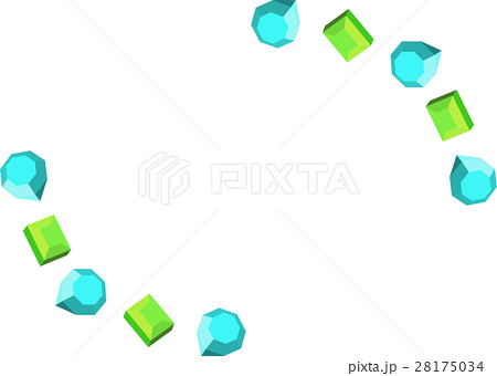 宝石 フレーム 28175034