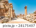 世界遺産バールベック(レバノン、ベカー高原) 28175407