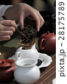 Chinese tea art 28175789