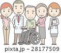 ベクター 老夫婦 介護のイラスト 28177509