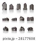 建物 ビジネス ビルのイラスト 28177608