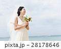 ブライダル 花嫁 ウェディングの写真 28178646