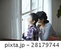ベビーシッターと子供 28179744